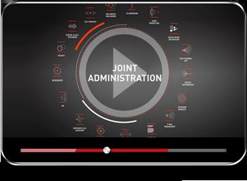 Ein Anbieter, ein Ansprechpartner: Das Joint Administration-Prinzip von 4Com im Video