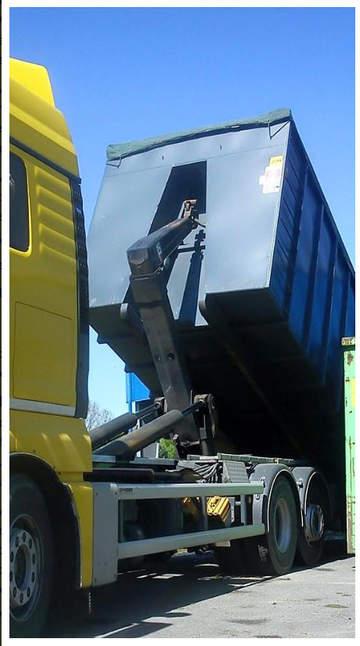 Plastikdeckel-Container für Assistenzhunde Deutschland