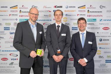 Hochschule Hannover würdigt 4Com aus Hannover.