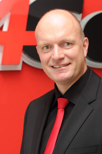 Oliver Bohl, Geschäftsführer 4Com aus Hannover