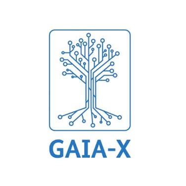 Logo des Projekts Gaia-X