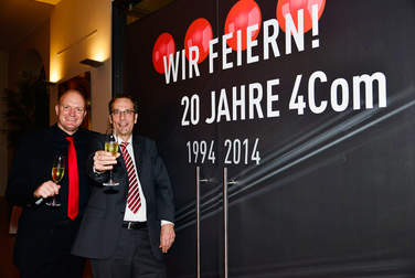 Oliver Bohl und Holger Klewe
