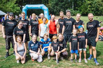 Das 4Com Läufer-Team