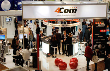 4Com präsentiert auf der CCW 2017 cloudbasierte Contact Center Lösungen