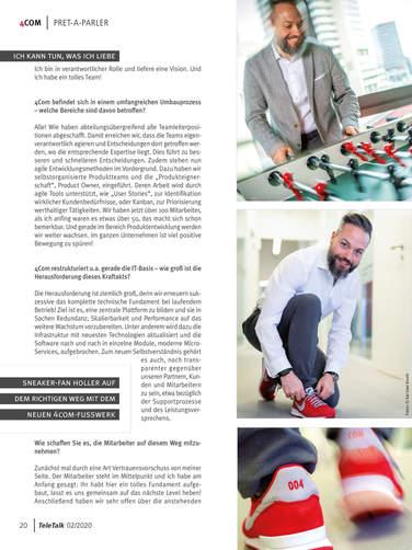 Interview mit 4Com-Geschäftsführer Rainer Holler, Seite 2