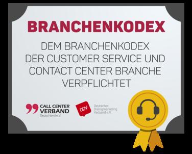 Der Branchenkodex verpflichtet Telemarketer u.a. zu einer begrenzten Anzahl an Anrufversuchen und Klingelzeichen.