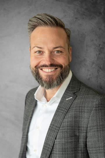Foto von 4Com-Geschäftsführer Rainer Holler