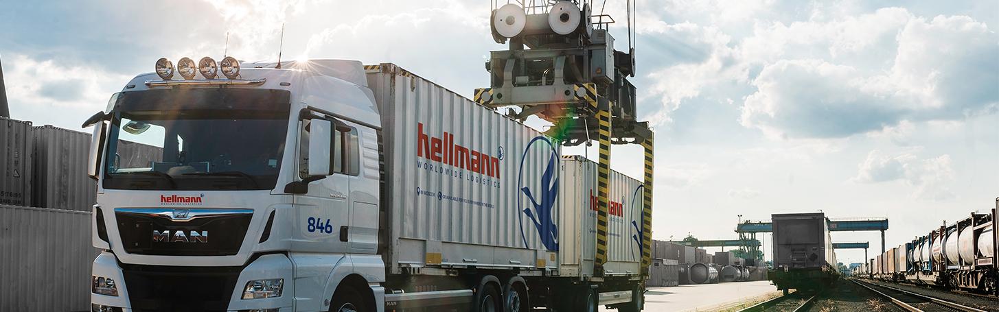 Logistik und Service im Zeichen der Wildgans