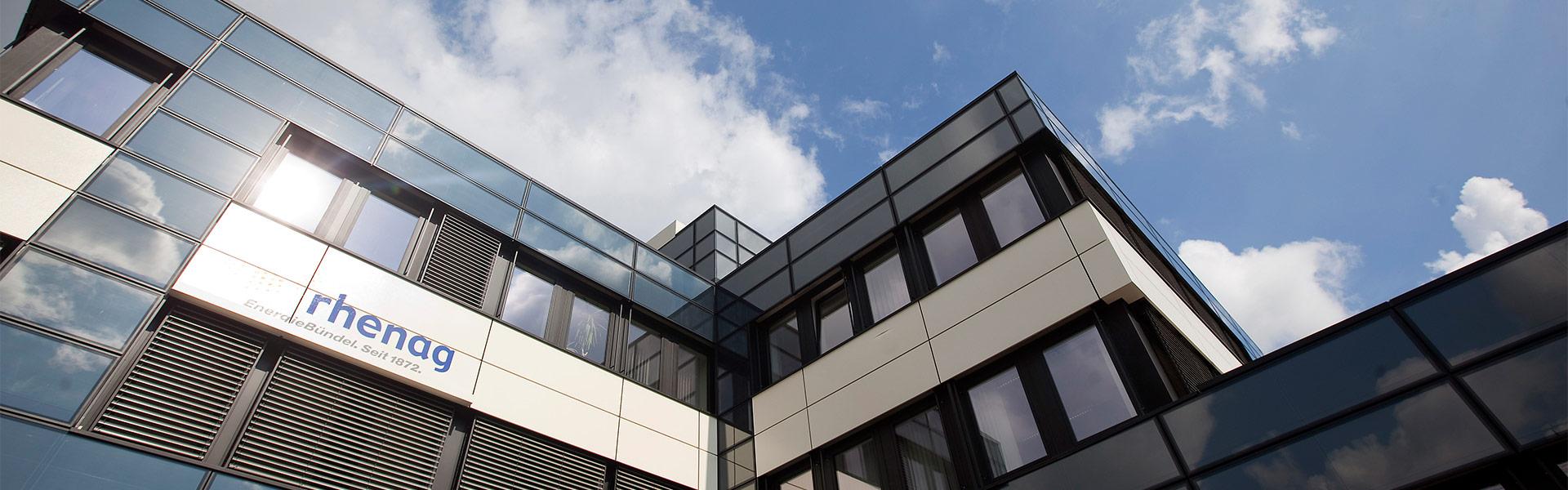 rhenag-Kundenzentrum in Siegburg