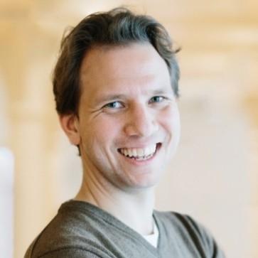 Foto von Nicholas Piël, CEO von Surfly