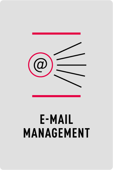 E-Mail Response Management - Unified Messaging System